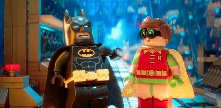 Lego Batman Movie Gets Old. Michelle's Review!
