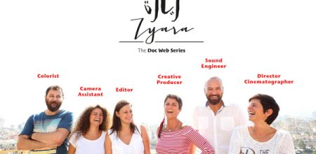 Zyara, the award winning documentary web series, created by Muriel Aboulrouss & Denise Jabbour enters S2