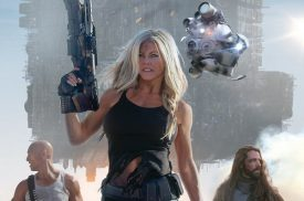 Tracey Birdsall's Rogue Warrior: Robot Fighter is now available on Blu-ray