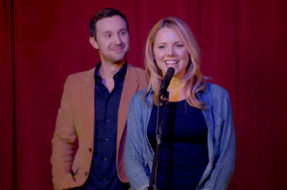 Sam Huntington and Collette Wolfe star in 'Second Nature' out this September!