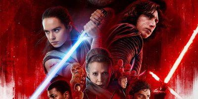 Movie Review: Star Wars: The Last Jedi. Victoria Alexander