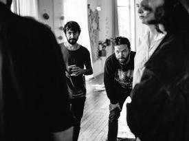 Mike Booth & Burak Oguz Saguner talk the movie Thirty-Three and their distinct collaboration