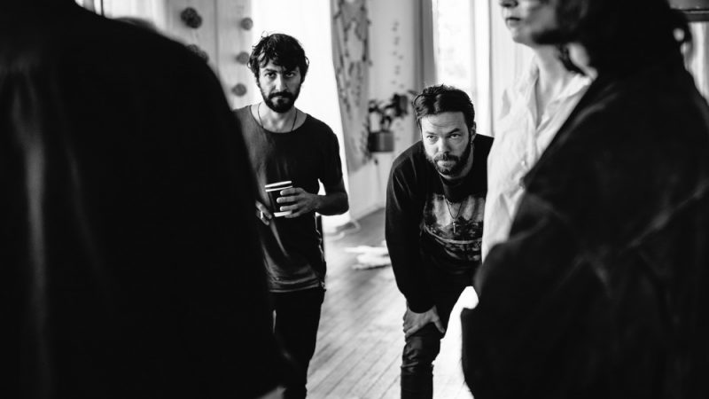 Mike Booth & Burak Oguz Saguner talk the movie Thirty-Three and their distinct collaboration