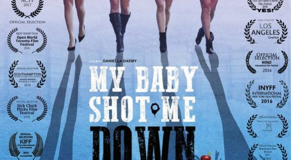 Why writer & director Daniella Daemy shot 'My Baby Shot Me Down' on 35mm
