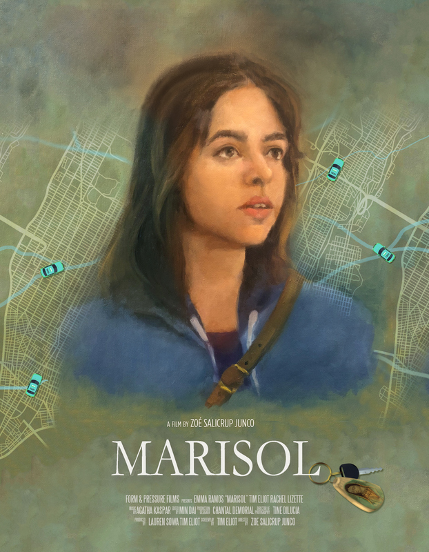 Marisol Poster _indieactivity