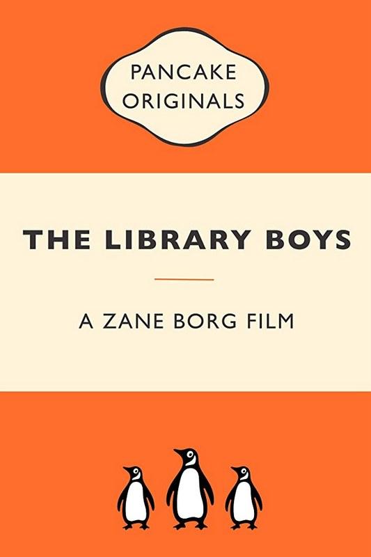 The Library Boys_indieactivity