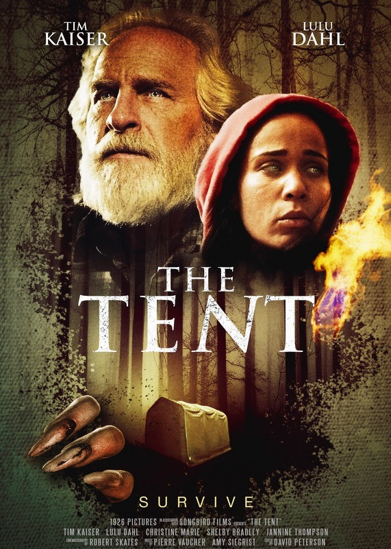 The Tent Poster by Kyle Couch_indieactivity