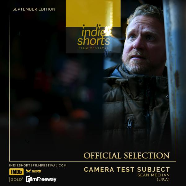 Camera Test Subject Poster_indieactivity